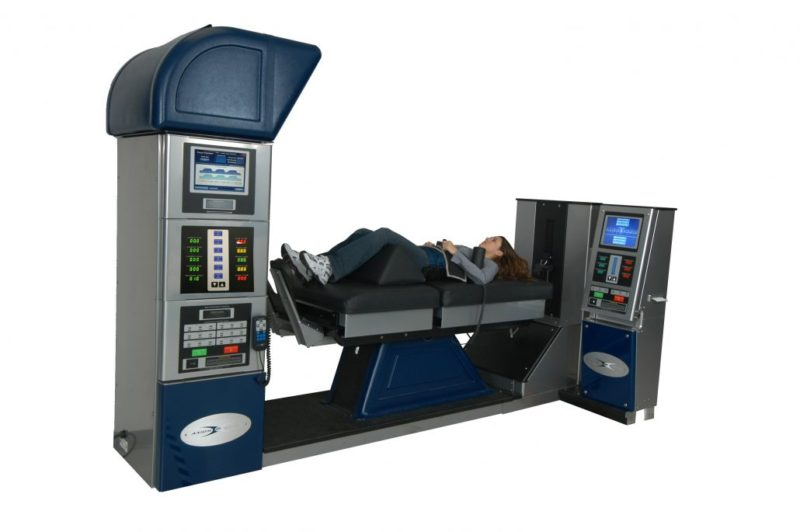 Dr. Kevin Mitchell Spinal Decompression Machine
